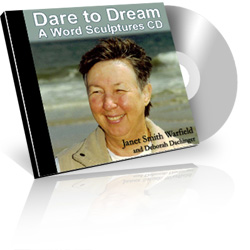 Dare To Dream - A Word Sculptures CD