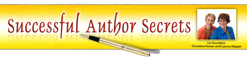 Successful Author Secrets